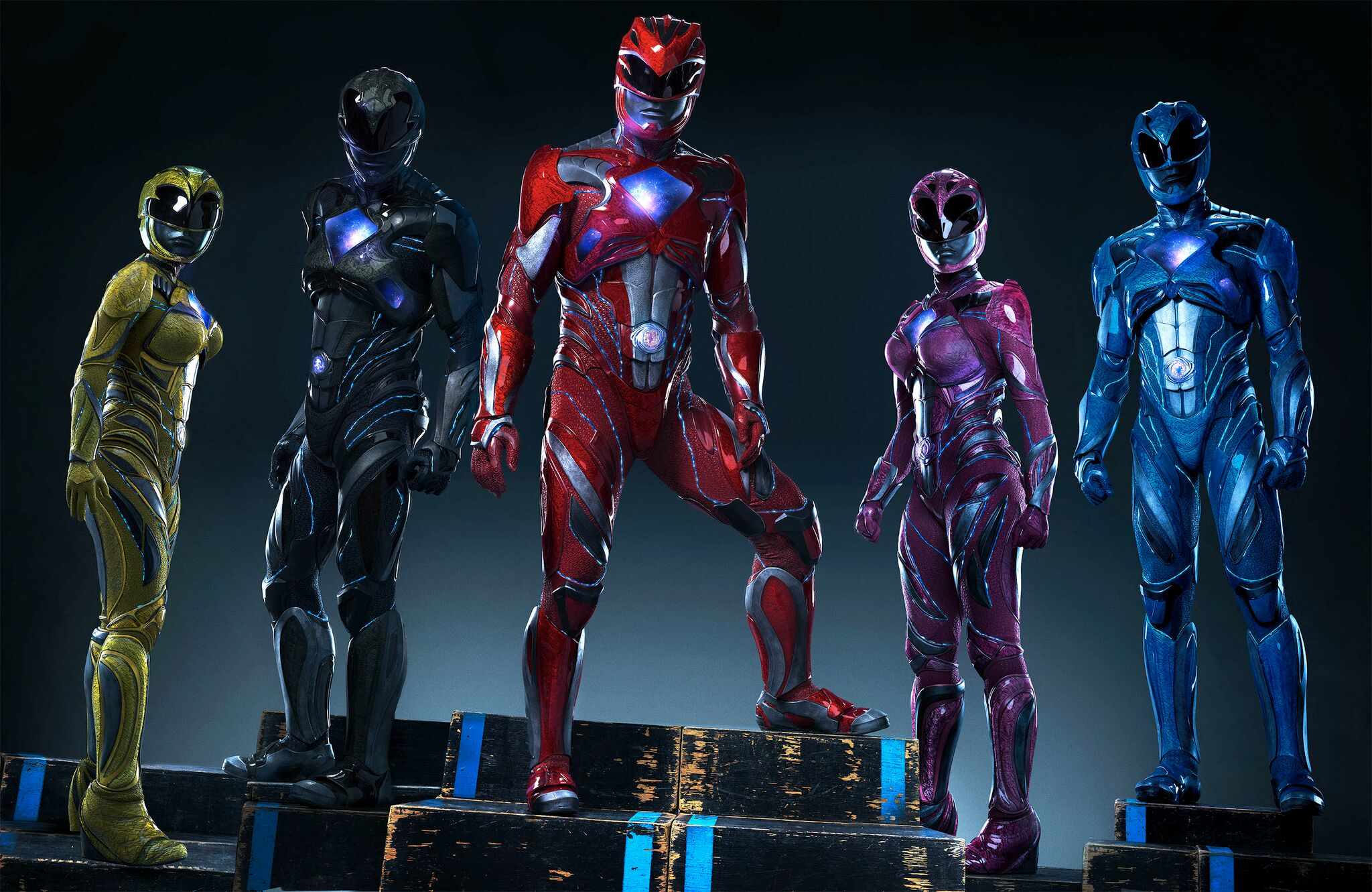 If you havent seen the 2017 Power Rangers reboot, we recommend coming back after to avoid spoilers!