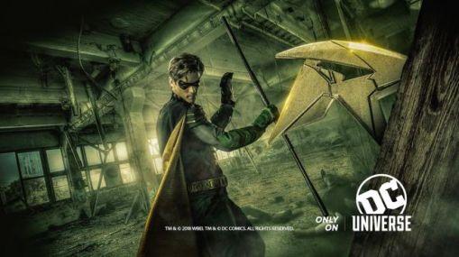 Titans-Robin
