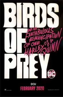 220px-Birds_of_Prey_(and_the_Fantabulous_Emancipation_of_one_Harley_Quinn)_teaser_poster