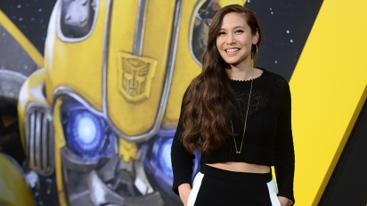 Mandatory Credit: Photo by Broadimage/REX/Shutterstock (10019988q) Christina Hodson 'Bumblebee' film premiere, Arrivals, Los Angeles, USA - 09 Dec 2018 Bumblebee - Los Angeles Premiere