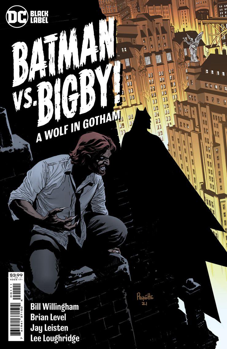Batman, Fables