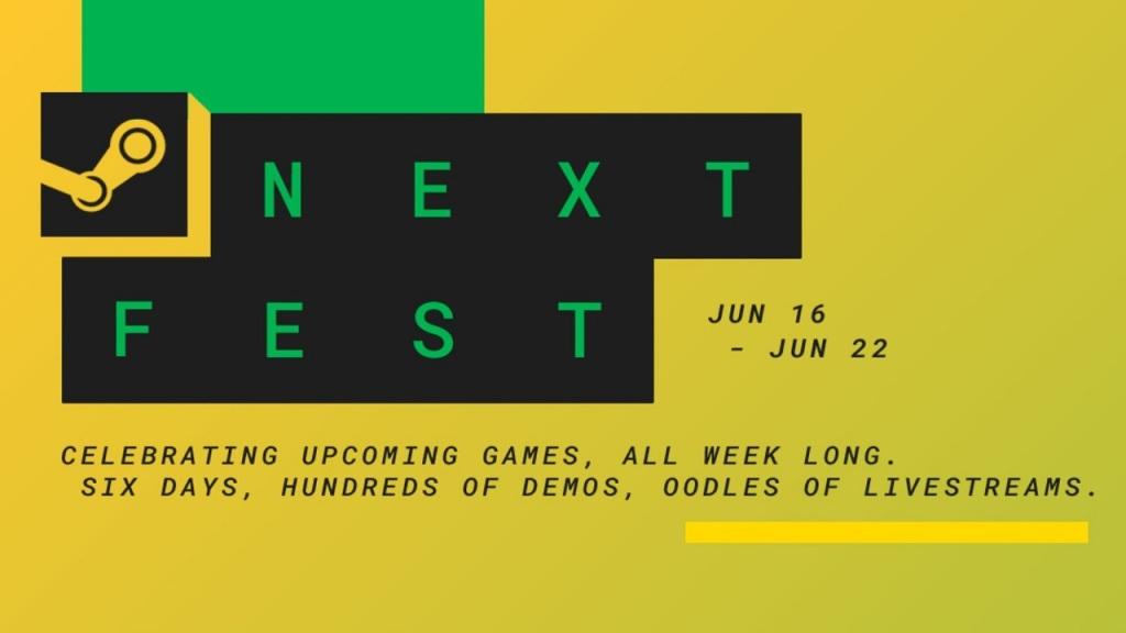 Steam Nest Fest