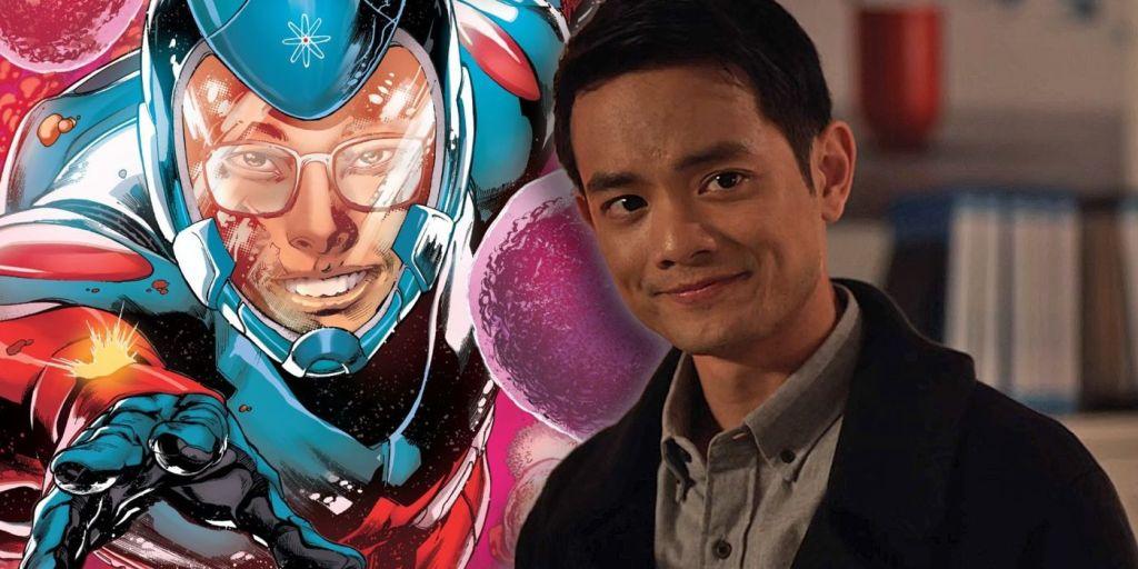 Atom, Ryan Choi, Arrow, Armageddon