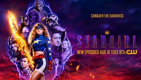 Stargirl, CW