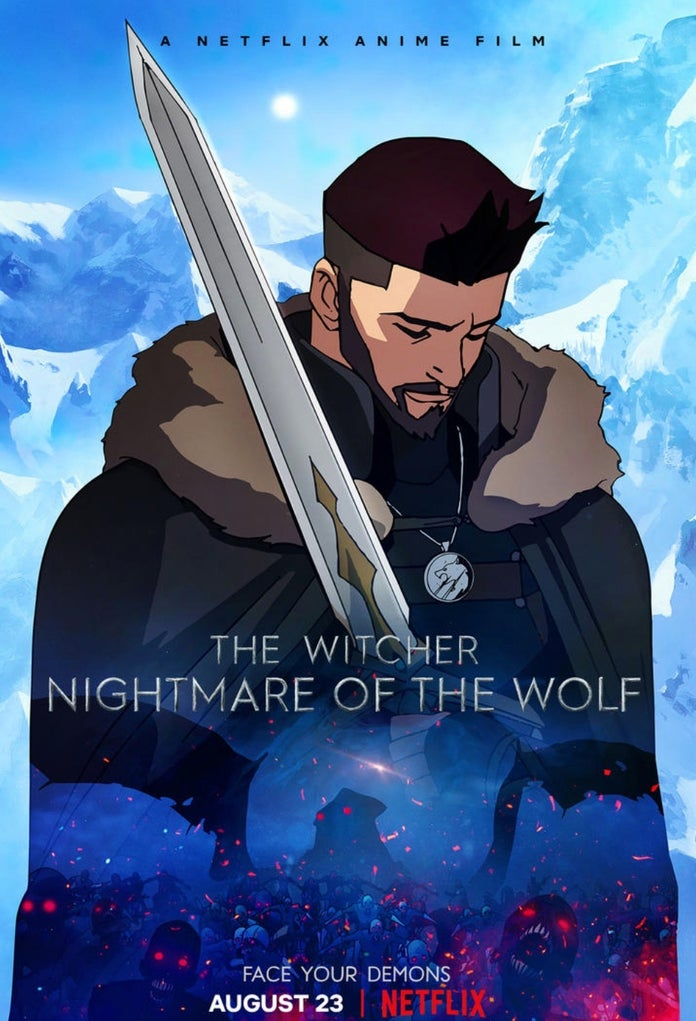 The Witcher, Nightmare of the Wolf