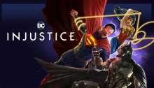 Injustice, Justice League, Animated, DC