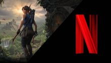 Tomb Raider, Netflix, Anime Series