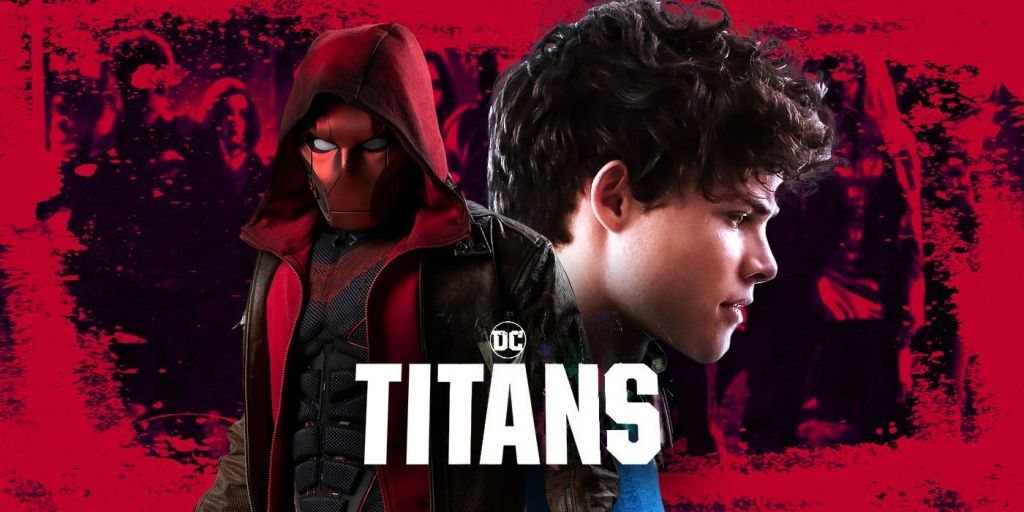 Red Hood, Titans