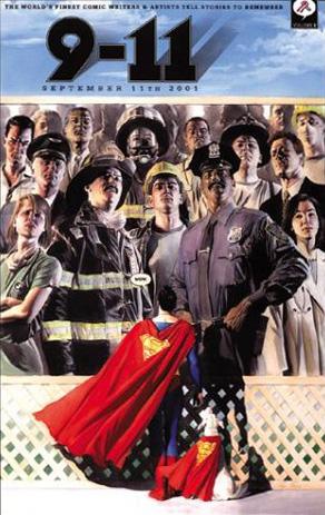9/11, DC, DC Comics, Superman