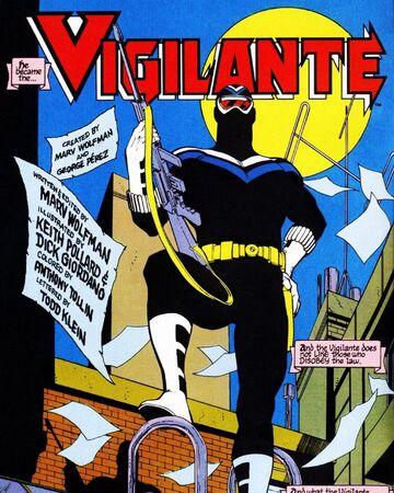 Vigilante, DC, Peacemaker